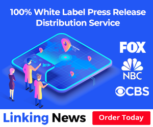 10% off for Linking News, the #1 Press Release Distribution Service